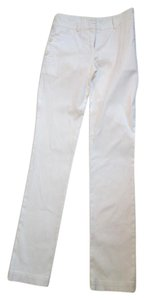 Dolce&Gabbana Dolce And Gabbana D&g Size 0 D&g Trouser Pants White