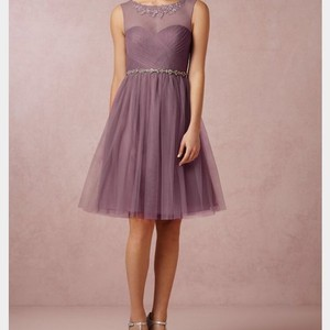 Jenny Yoo Purple Dress