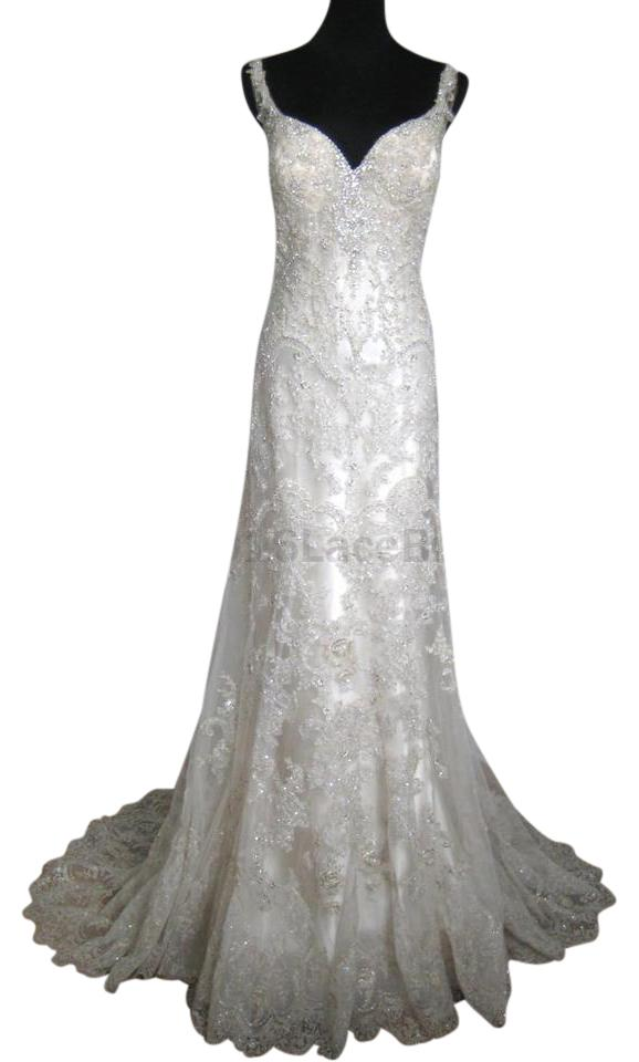 Essense of australia d2079 wedding dress on sale 41 off for Best way to sell used wedding dress