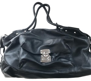 Max and Cleo Satchel in Black