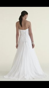David's Bridal V9409 Wedding Dress