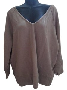 Bloomingdale's Fall Autumn Winter Stretchy Sweatshirt
