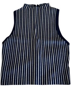 ASTR Top Navy stripes
