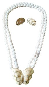 Kenneth Jay Lane Kenneth jay lane vintage Necklace and earrings set