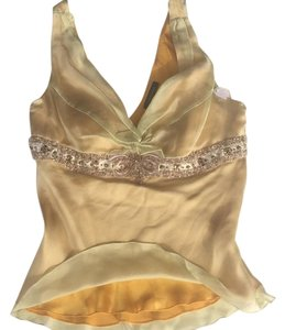 Anna Paul Top Gold