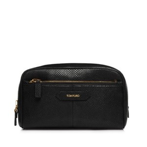 Tom Ford Leather Cosmetic Bag