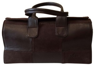 Hogan Satchel in Brown