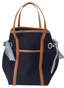 Talbots Shoppers Tote in Blue