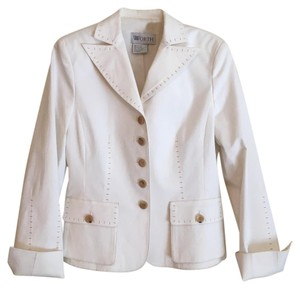 W by Worth Ivory Blazer