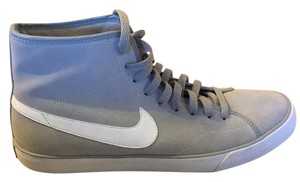 Nike womans primo court mid suede Grey Athletic