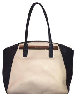 Vince Camuto Satchel in Black And White