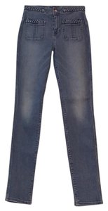 7 For All Mankind Designer Straight Leg Jeans