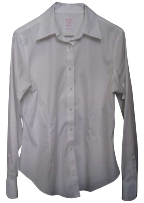 Preload https://img-static.tradesy.com/item/200649/brooks-brothers-white-non-iron-button-down-top-size-10-m-0-0-650-650.jpg