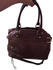 Rebecca Minkoff Morningafterbag Mac Satchel in Brown