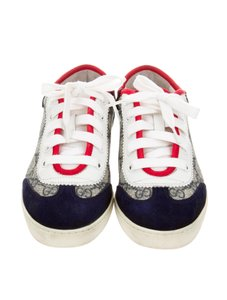 Gucci Blue white red Women Athletic