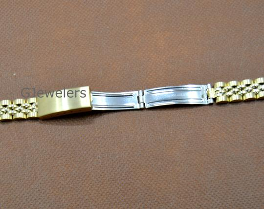 Other 12-14mm Yellow Multi-End Piece Link Watch Band Image 1