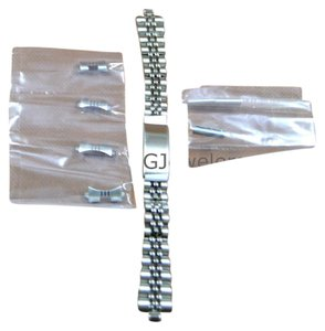 12-14mm Stainless Multi-End Piece Link Watch Band