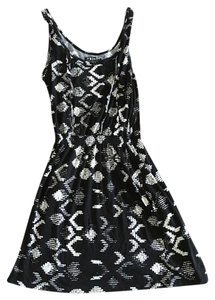 Volcom short dress Black Girls Work Girl on Tradesy