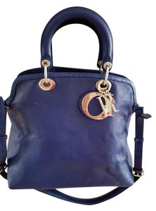 Dior Satchel in blue