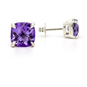 Tiffany & Co. Tiffany & Co. Sparklers Amethyst Stud Earrings
