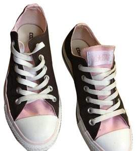 Converse Brown / Pink Athletic