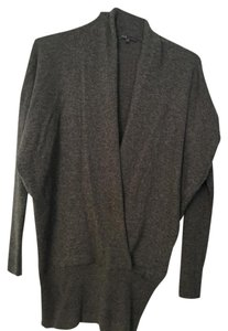 Vince Cashmere Grey Long Sweater