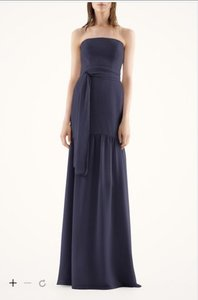 White By Vera Wang Midnight Strapless Fit And Flare Dropped Waist Dress Dress