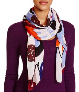 Kate Spade Kate Spade Pastry Pink Confection Sweets Oblong Women's Scarf