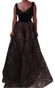 Fouad Sarkis Evening Ball Gown Gown Dress