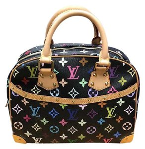 Louis Vuitton Tote in black/multicolor