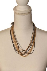 Ralph Lauren New with tag Ralph Lauren Necklaces Multi chain & layers Multi tones