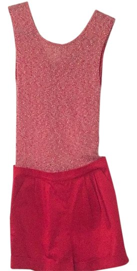 9148bea5762 Alice + Olivia Red Romper Jumpsuit - 64% Off Retail 85%OFF - staging ...