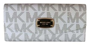 Michael Kors Michael Kors Jet Set Travel Continental Wallet vanilla NWT