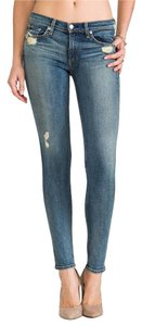 Rag & Bone J Brand Ag Dl1961 Skinny Jeans-Distressed