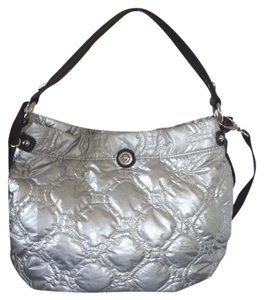 Nine West Cross Body Fabric Hobo Bag