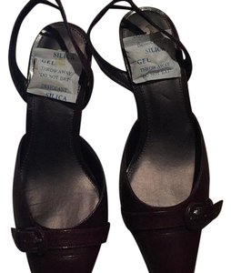 Liz Claiborne Wine Sandals