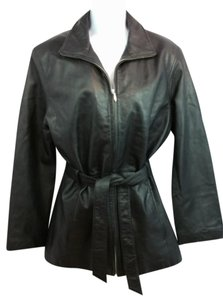 Wilsons Leather Wilsons Black Leather Jacket