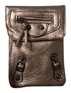 iBESTEST Metallic Small Cell Phone Small Cross Body Bag