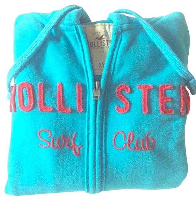 Preload https://img-static.tradesy.com/item/20066696/hollister-blue-hoodie-coat-size-2-xs-0-1-650-650.jpg