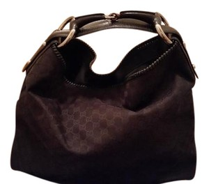 Gucci Horsebit Classic Hobo Bag