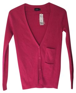 Kate Spade Ribbed Button Down Sweater Cardigan