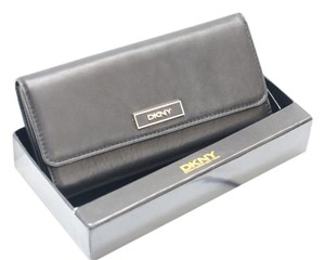 DKNY DKNY Black Leather Wallet