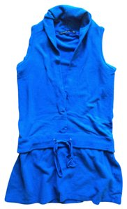 Ray Beams short dress Blue on Tradesy