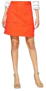 Marc by Marc Jacobs Orange Skirt