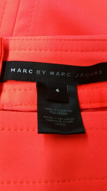Marc by Marc Jacobs Orange Skirt Image 7
