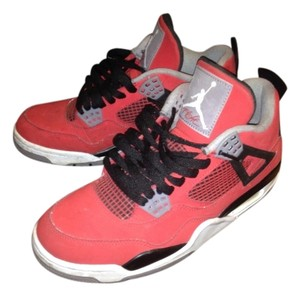 Air Jordan Toro Sneakers Sport Boots Red Athletic