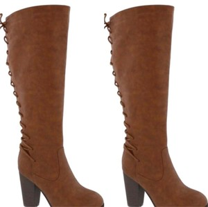 New sizes 5-10 brown lace up boots Boots