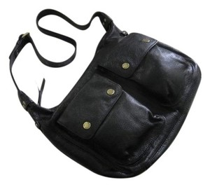 Not Rational Leather Hobo Bag