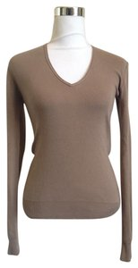 United Colors of Benetton V-neck Longsleeve Cotton Sweater