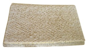 Other Pearl White Clutch
